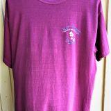 Capt Tonys Saloon Basic T-Shirt Red