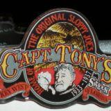 Capt Tonys Saloon Magnet