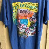 Capt Tonys Saloon Legend T-Shirt Back