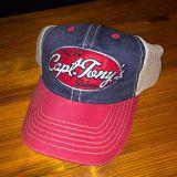 Capt Tony's Saloon Mesh Hat